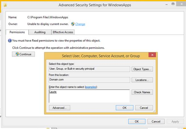 Repackaging Windows Store Applications | Laurie Rhodes' Info