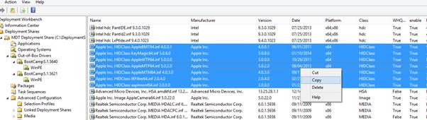 Windows Integration with Apple hardware and Bootcamp 5 1